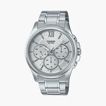 CASIO Enticer Men Chronograph Watch - MTP-E315HD-7AV (A1774)