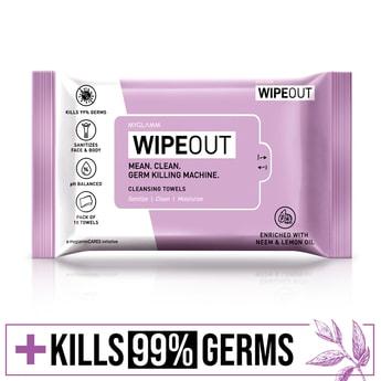 MYGLAMM Cleansing Towel - Pack of 10