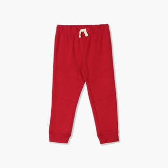 THE CHILDREN'S PLACE Boys Solid Elasticated Joggers