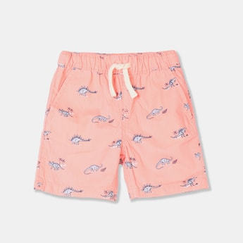 THE CHILDREN'S PLACE Boys Printed Elasticated Shorts