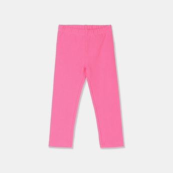 THE CHILDREN PLACE Girls Solid Skinny Fit Leggings