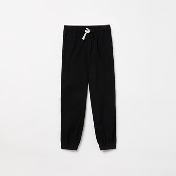THE CHILDREN'S PLACE Boys Solid Joggers