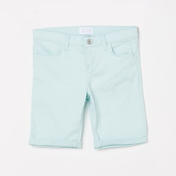 THE CHILDREN'S PLACE Girls Solid Shorts
