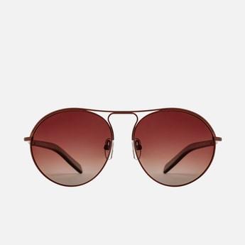 KOSCH ELEMENTE Men UV-Protected Round Sunglasses - 1009-C1