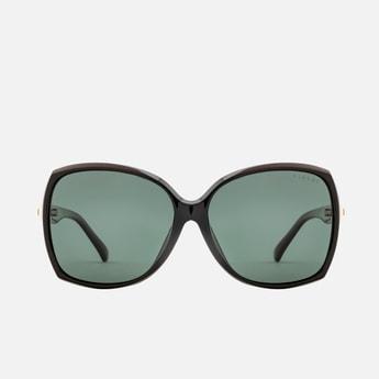 FEMINA FLAUNT Women Solid Polarised Butterfly Sunglasses - 9004-C3
