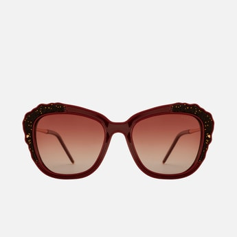 FEMINA FLAUNT Women Embellished Butterfly Polarized Sunglasses-9006-C2
