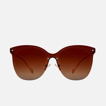 FEMINA FLAUNT Women Solid Polarised Sunglasses - 9017-C2