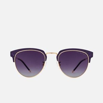 FEMINA FLAUNT Women UV-Protected Round Sunglasses- 9009-C2