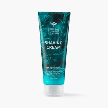 BOMBAY SHAVING COMPANY Shaving Cream-100 gm