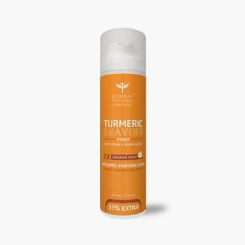 BOMBAY SHAVING COMPANY Turmeric Shaving Foam-266 ml