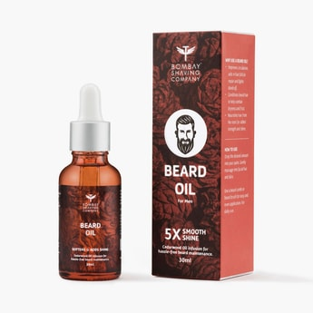 BOMBAY SHAVING COMPANY Beard Oil-Cedarwood - 30 ml