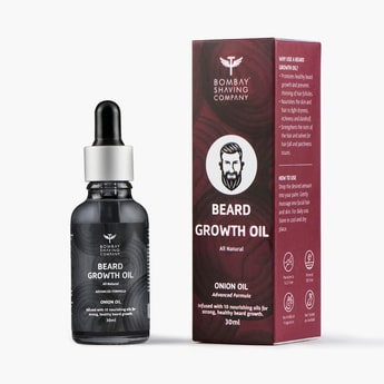BOMBAY SHAVING COMPANY Onion Beard Growth Oil -30 ml