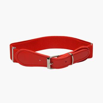 STOLN Solid Elasticated Belt