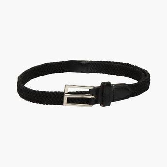 STOLN Solid Braided Belt