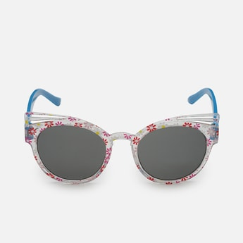 STOLN Girls Printed Round Sunglasses - 22814-6-A