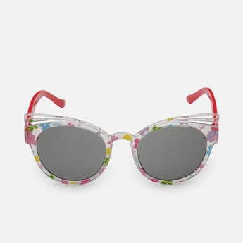 STOLN Girls Printed Cat-Eye Sunglasses