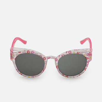 STOLN Girls Printed Cat-Eye Sunglasses - 22814-6-C