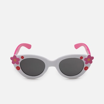 STOLN Girls Embellished Cat-Eye Sunglasses - LM042-C