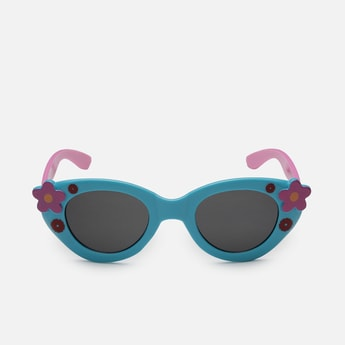 STOLN Girls Embellished Cat-Eye Sunglasses - LM042-D