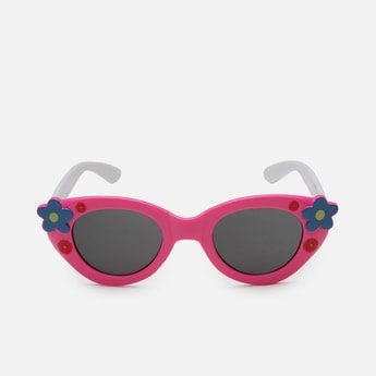 STOLN Girls Embellished Cat-Eye Sunglasses - 2080-B