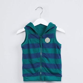 MAX Reversible Zip-Up Hooded Jacket