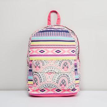 MAX Aztec Print Backpack