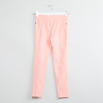 MAX Scoop Pocket Solid Pants