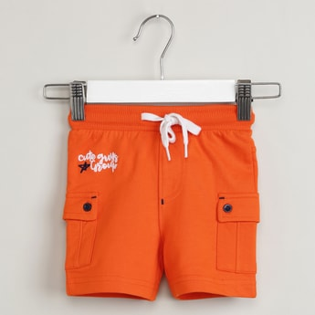 MAX Embroidered Shorts