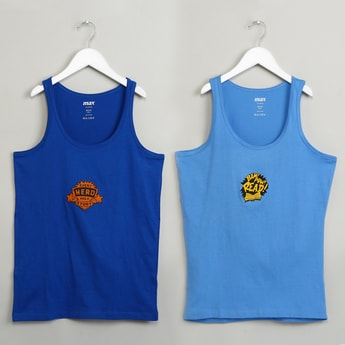 MAX Printed Vests - 2 Pcs.