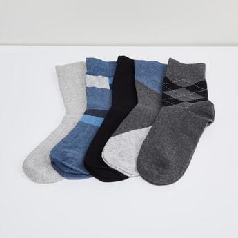 MAX Printed Socks - Pack of 5 Pcs.