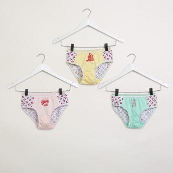 MAX Printed Panties - 3 Pcs