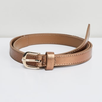 MAX Textured Shimmery Belt