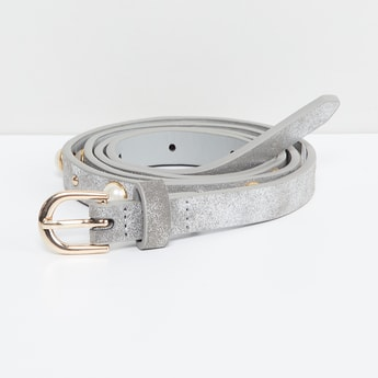 MAX Embellished Narrow Belt