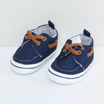 MAX Solid Boat Shoes