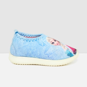MAX Frozen Print Slip-On Shoes
