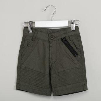 MAX Stitched Panel Shorts