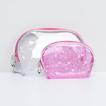 MAX Star-Shaped Print Pouch - 2 Pcs.