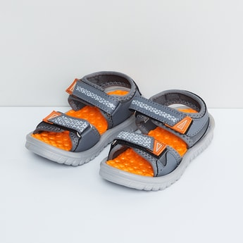 MAX Slingback Sandals with Velcro