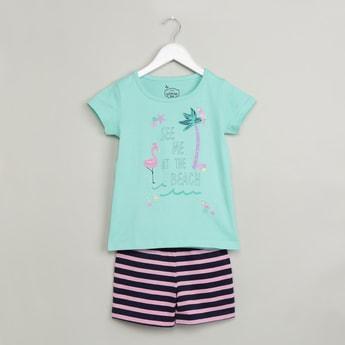 MAX T-shirt & Shorts Set