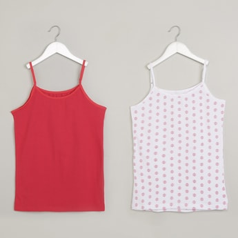 MAX Pack Of 2 Cami Tops