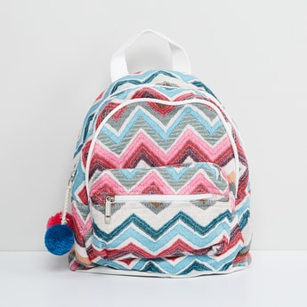 MAX Chevron Designed Backpack