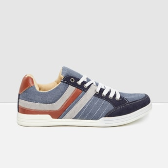 MAX Colourblock Low-Top Casual Shoes