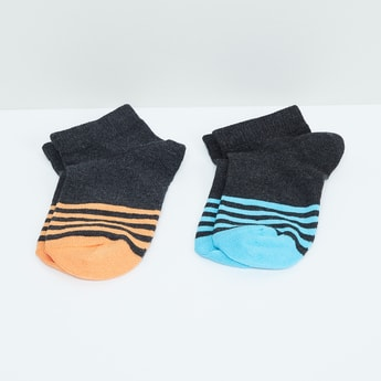 MAX Striped Socks - Pack of 2