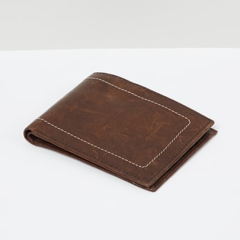 MAX Textured Wallet with Card Holders