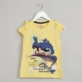 MAX Alladin Printed Round Neck T-shirt