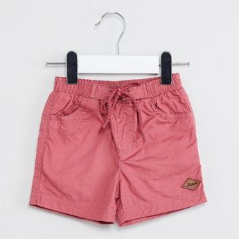 MAX Scoop Pockets Cotton Shorts