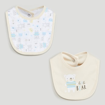 MAX Printed Bib- Pack of 2 Pcs.