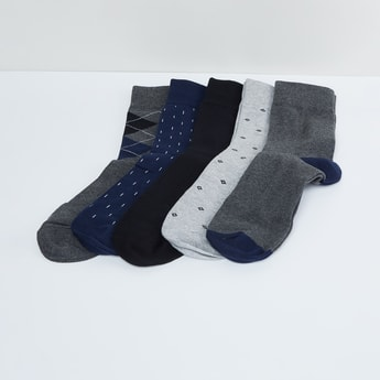 MAX Printed Socks - Pack of 5 Pcs.