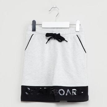 MAX Printed Elasticated Shorts