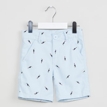 MAX All-Over Print Shorts